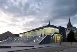 Зал культуры Суаньи – пространство культуры имени Виктора Хары