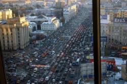 С разных сторон в одну точку. Решение транспортной проблемы в Москве возможно при комплексном подходе