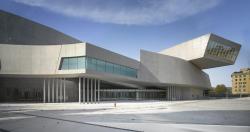MAXXI – Национальный музей искусств XXI века