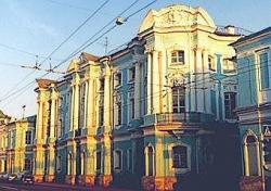 дом Апраксиных-Трубецких на Покровке Фото: Сергей Хачатуров