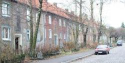 В Черняховске могут восстановить «Пестрый ряд»