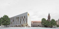 Здание суда коммуны Фредериксберг