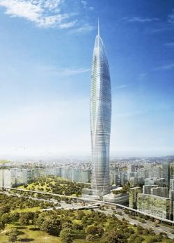 Башня Digital Media City Landmark Tower