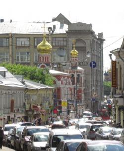 Впервые в Москве: храм поднимется вверх