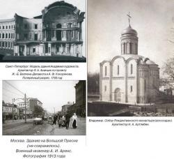 Архитекторы Российской Империи