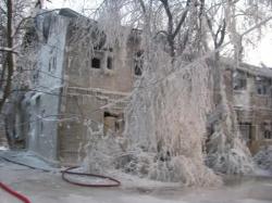 """""""Пожарный"""" случай. В Москве сгорело еще одно историческое здание"""