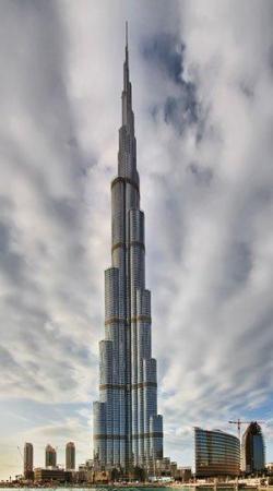Газоскреб и Дубаеб. Высотки — отличительная черта развивающихся стран