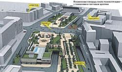 Пушкинская площадь: Тайна вскрытия. Под памятником поэту будет подземный город