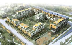 Центральный поселок инвестиционного проекта «Константиново» (1 очередь)
