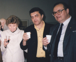 МУАР Давида Саркисяна и его завещание