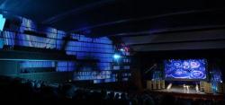 Интерьер зала Кремлевского Дворца Съездов (проект реконструкции)