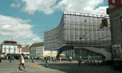 «Городское казино» в Базеле – реконструкция. Проект Захи Хадид