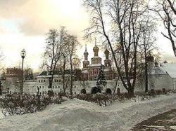Новая история Новодевичьего монастыря