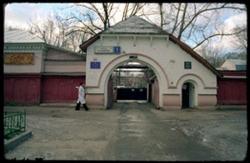 Врубелевская ограда и Сказочные ворота