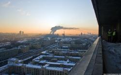 Москва с Mirax-Plaza