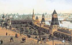 Москва выходит из себя