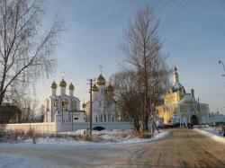 Переславль-Залесский. Свято-Никольский женский монастырь