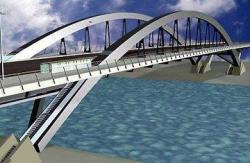 Мост разъединил петербуржцев