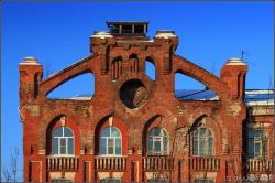 Тверь, Морозовский городок