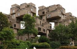 Жилой массив Habitat′67