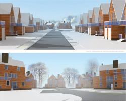 Мои примечания и мысли  к проекту победителю на малоэтажный дом 21 века
