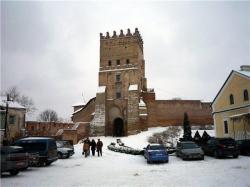 Волынская земля III. Луцкий замок