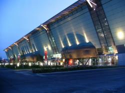 Конькобежный стадион («Овал») Олимпийских игр-2006 в Турине. 2002-2006