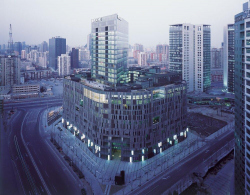 Комплекс Chaowai-SOHO в Пекине. 2007
