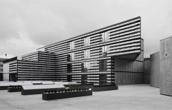 Штаб-квартира GISA и FGC. Барселона. 2002-2009