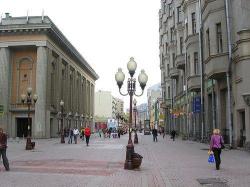 Арбат подождет. Реконструкцию главной пешеходной улицы столицы временно приостановили