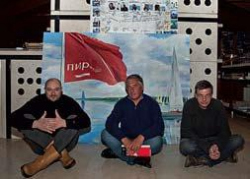 Владимир Дубосарский, Александр Ежков, Александр Виноградов - участники мероприятий в Пирогово