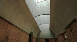 Фонари верхнего света в залах нового Эрмитажа в Главном штабе. Фото: «Студия-44»
