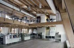 Офис архитектурной мастерской «Студия 44», Санкт-Петербург, Манежный переулок, д. 3