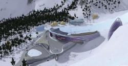 Многофункциональный горнолыжный комплекс «Азау» в Приэльбрусье, Кабардино-Балкарская Республика