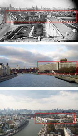 Выскажите свое мнение относительно центра Москвы (опрос)