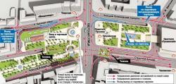 Площадь для среднего класса. Реконструированная Пушкинская будет ориентирована на запросы пассажиров метро, молодежи и гостей города
