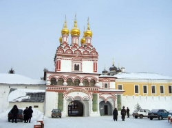 Иосифо-Волоцкий монастырь: какой станет обитель в 2015 году?