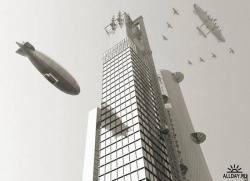 Выставка о творчестве архитектора Ивана Леонидова открылась в Вене