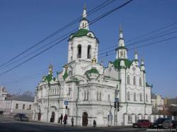 Крестовый поход на Спасскую церковь