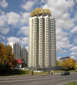 "residential complex ""Golden Autumn"""