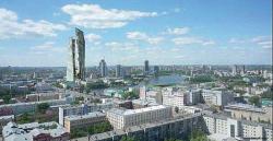 Висячие сады на небоскребе будут очищать воздух прилегающего района и украсят городской пейзаж. Графика Кирилла Исаева