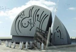 Мечеть в Дубае. Проект
