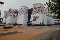Архитектурное лицо России - Экспо 2010, Шанхай