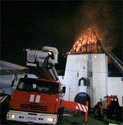 Кремлевское пожарище. Уникальный Псковский Кром пострадал от огня