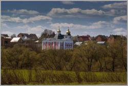 Ильинский храм в селе Лемешево