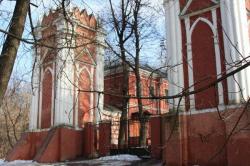 Усадьба Михалково. Москва