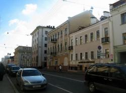 Минск. Улица Интернациональная. Часть 1