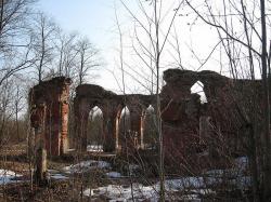 Баболовский дворец и Царь-ванна - пропадают уникальные сооружения