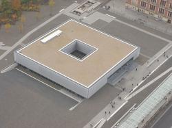 Информационно-выставочный центр «Топография террора»