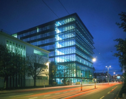 Центр биотехнологического производства концерна Roche